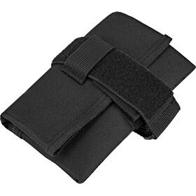 Lezyne Roll Caddy Bolsa cuadro/sillín, black